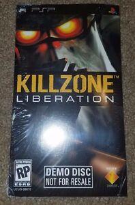 demo killzone liberation psp