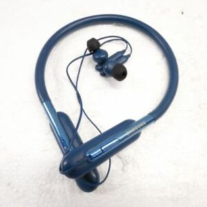 Samsung U Flex Bluetooth Headphones Neckband Blue Eo Bg950clegus 887276218427 Ebay