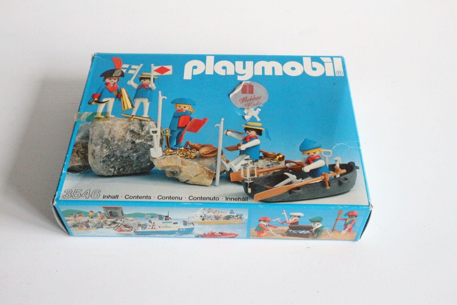Playmobil 3546 setnr. ovp pirate piraat pirata pirat πειρατής complete set