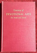 Treasury of Devotional Aids for Home and School 1951 General Conference SDA Book