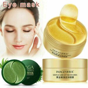 30Pairs Dark Circle Gel Collagen Under Eye Patches Pad ...