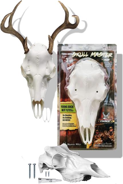 Mountain Mike/'s Reproductions Skull Master Medium Antler Mounting Kit for sale online