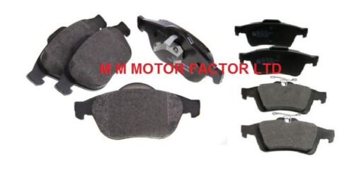 FRONT AND REAR BRAKE PADS SET 2003-2006 RENAULT GRAND ESPACE 2.2 3.0 DCi