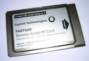 Avaya-Lucent-AT-amp-T-Partner-PCMCIA-Remote-Access-PC-Card