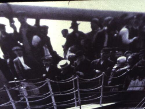 "Alfred Stieglitz /""Steerage 1907/"" 35mm American Photography Art Slide"