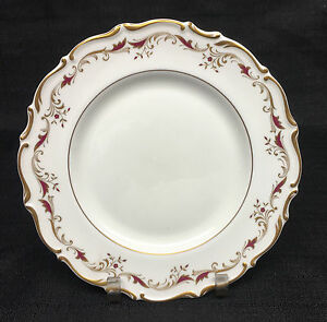 Royal-Doulton-Strasbourg-H4958-8-034-Salad-Plate-Made-in-England