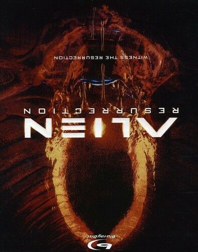 Alien: Resurrection (Blu-ray Used Very Good) BLU-RAY/WS