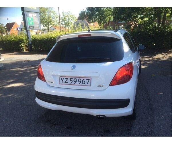 Peugeot 207, 1,6 HDi GT, Diesel