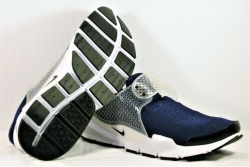 11 Sz Navy 819686 Dart Kjcrd Nike Midnight 400 trainingsschoenen hardloop Sock New w078Iv8q