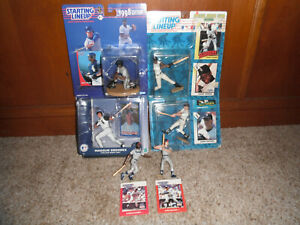 Lot x6 Chicago White Sox Starting Lineup HOF Frank Thomas Baines Carlton Fisk