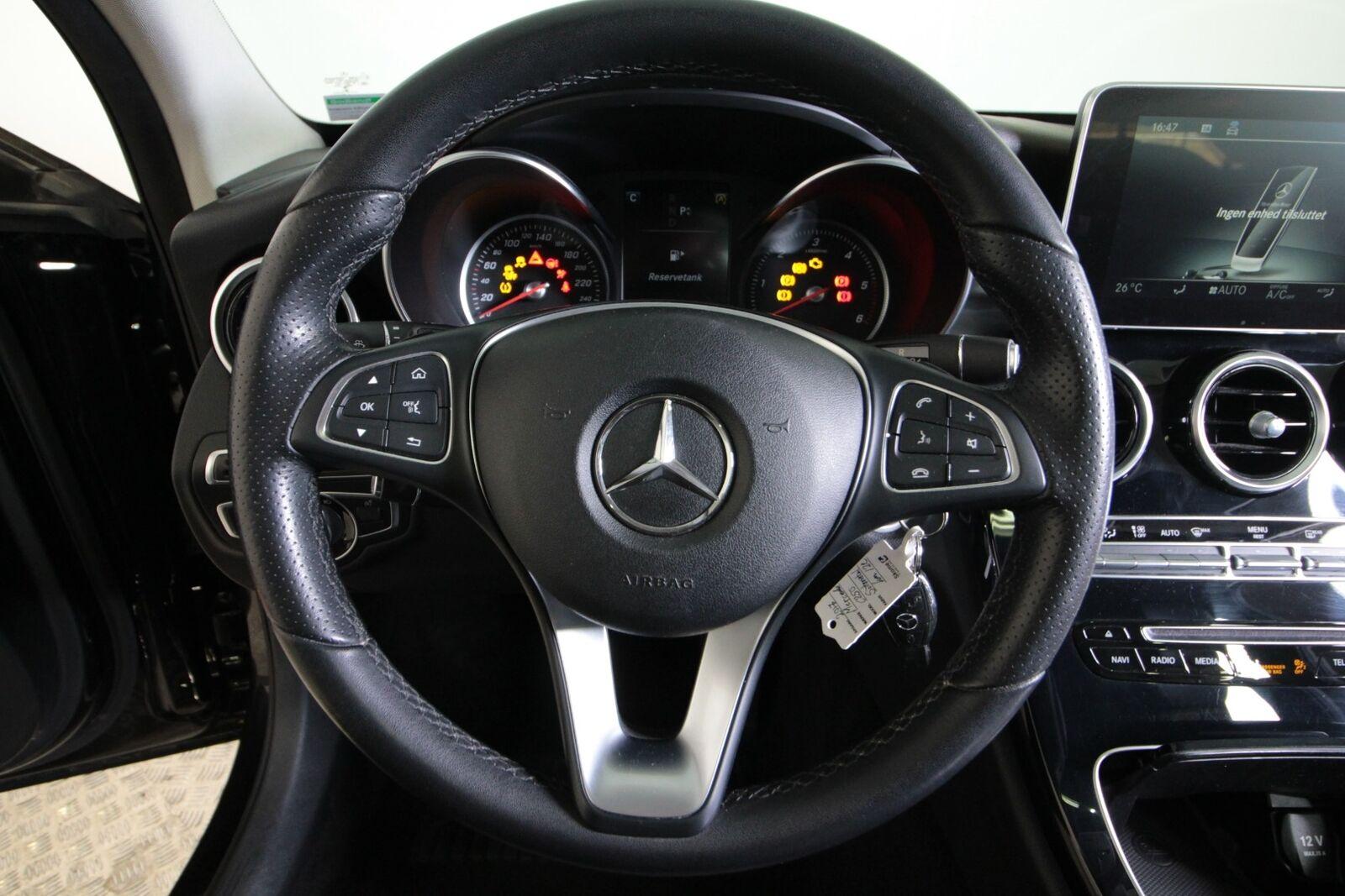 Mercedes C250 d Avantgarde stc. aut.