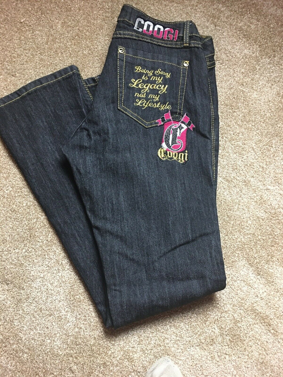 Coogi Jeans (Size 9 10)