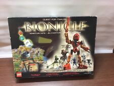 Lego Bionicle Quest for Makuta