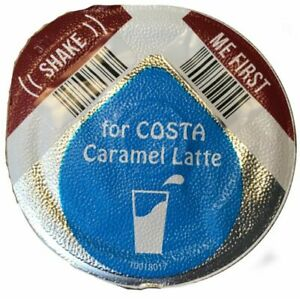 Tassimo-Costa-Caramel-Latte-Milk-Creamer-Pods-8-16-24-32-40-NO-COFFEE-DISCS