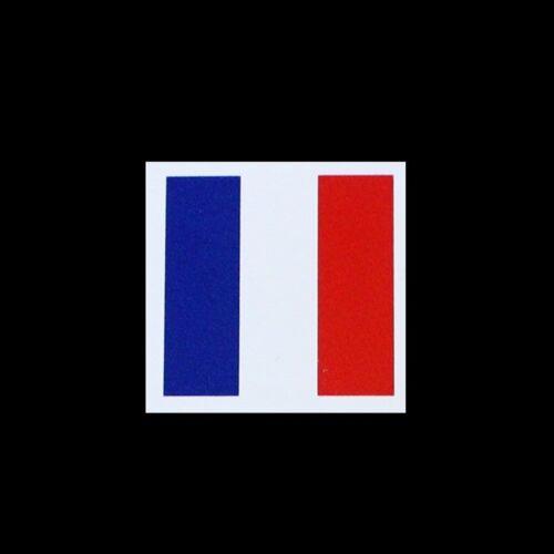 par 15 Autocollant France 3*3cm