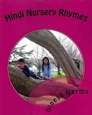 NEW Hindi Nursery Rhymes by Dinesh C. Verma Paperback Book (English) Free Shippi