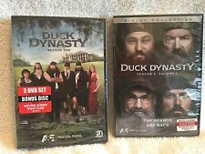 Duck Dynasty Season 1 and Season 2 (Volume 1) dvd Brand New & Unpoened