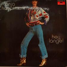 "ANJA HAUPTMANN - HEY, LANGE 12"" LP (T 911)"