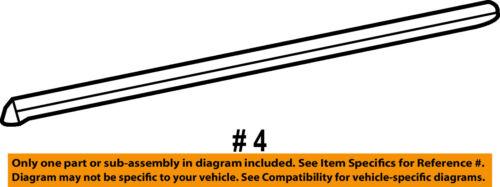 Cadillac GM OEM 10-14 CTS Wiper-Rear Window Blade 20825882