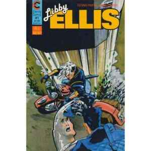 Libby Ellis (1988 series) #1 in Very Fine + condition. Eternity comics [*6o]
