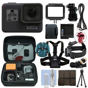 GoPro-HERO7-Black-12-MP-Waterproof-4K-Camera-Camcorder-Ultimate-Action-Bundle