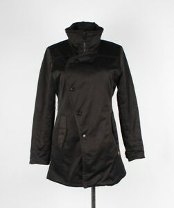 G-Star Minor Trench Women Jacket Coat Size M, Genuine   eBay f99fc6bbe846