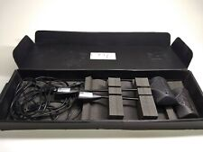 Box Of Two Nomadic Display Tradeshow Booth Lights With Cables 150w Halogen Bulbs