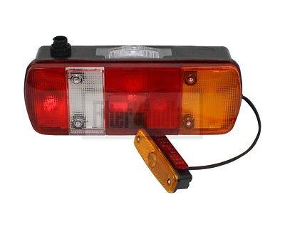 Heckleuchte Rücklicht links für MAN TGA TGL TGM TGS TGX Lampe//Leuchte hinten