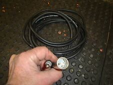 LOT OF TEN MICROPHONE CABLES ADAPTERS FREE SHIPPING