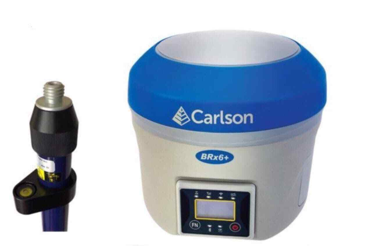 Carlson BRx6+ GNSS Receiver, VRS rover or base unit with built in radio