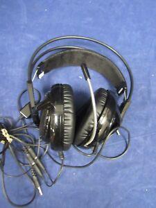 efa9a9ca379 Image is loading SteelSeries-Siberia-200-Gaming-Headset-Black-formerly- Siberia-