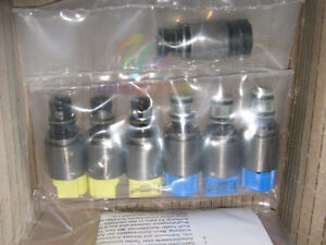 Fit BMW AUDI FORD JAGUAR ZF6HP19 6HP19 ZF6HP26 6HP26 6HP32 of Solenoid  2004-up