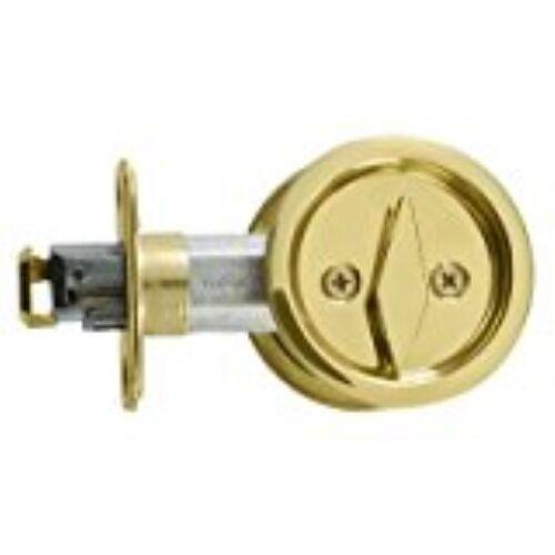 National Satin Nickel Pocket Door Latch N350 363 Ebay