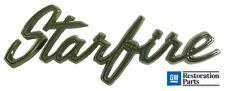 1964 Oldsmobile Starfire Fender Emblem Script