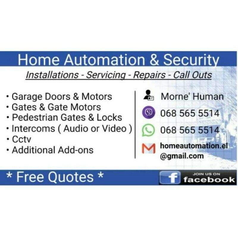 Home Automation & Security - East London