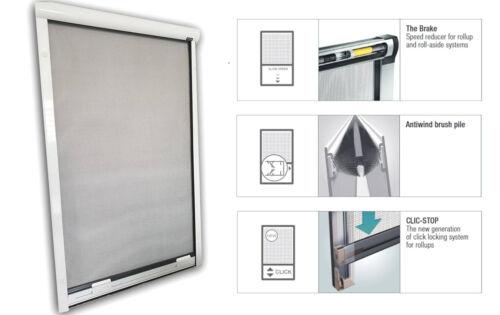 Window Door Roller Mosquito Net Mesh Screen Protection Insect Fly Bug Spider