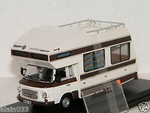 BARKAS-B1000-CARAVAN-1973-White-Istmodels-1-43-Ref-IST-297MR