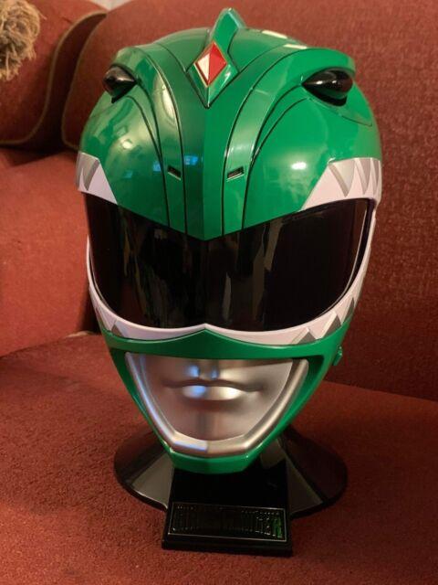 Bandai Power Rangers Mighty Morphin Legacy Ranger Helmet - Green