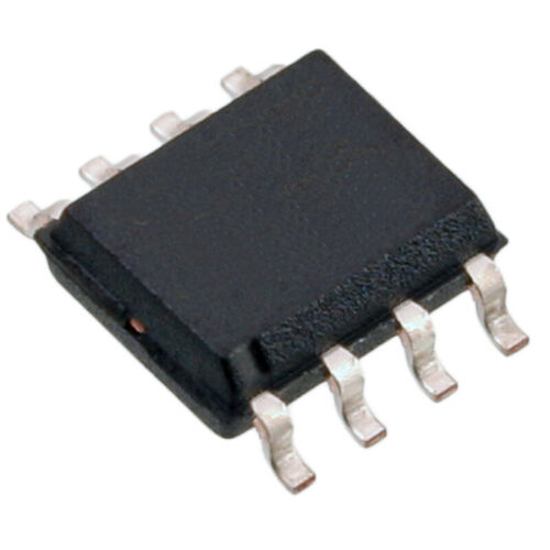 5 x M24C64-WMN6P SMD EEPROM 8K x 8 Bit seriell I²C-Bus SO8