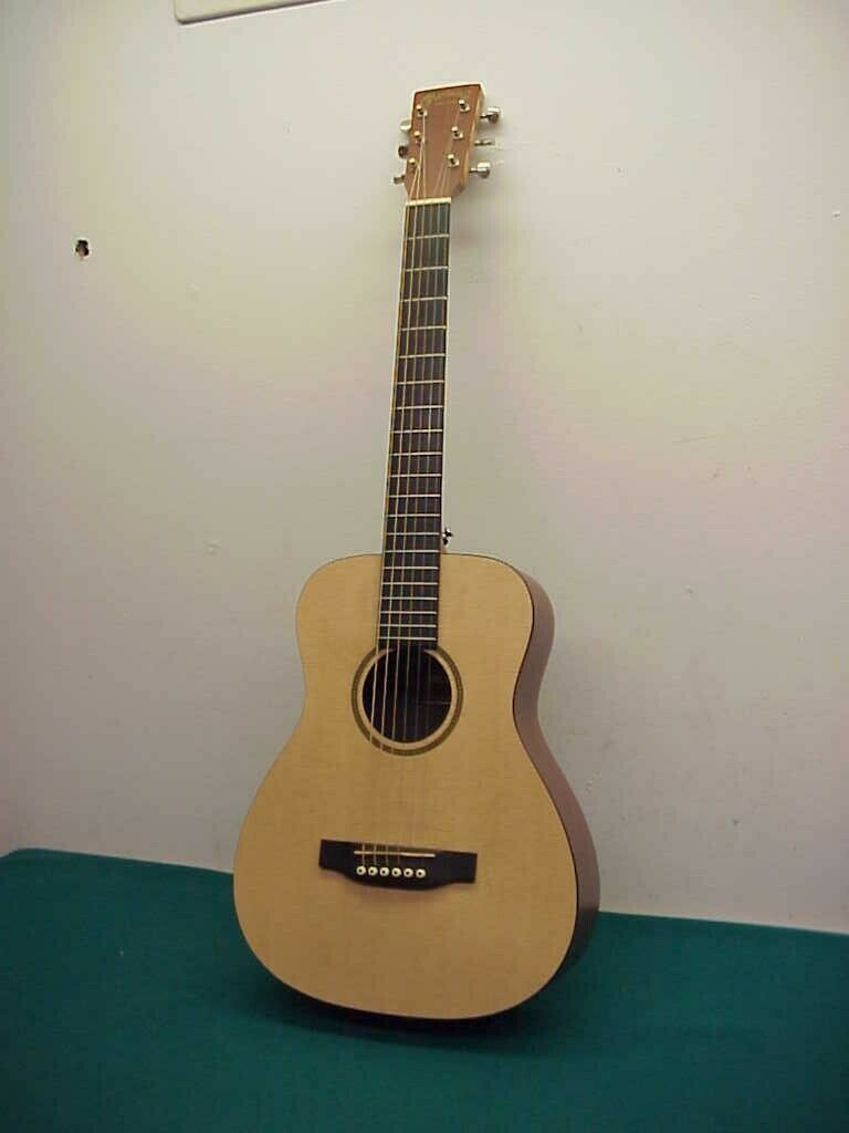 Martin LXM Baby Acoustic 6 String Guitar Serial MG 15792 preown