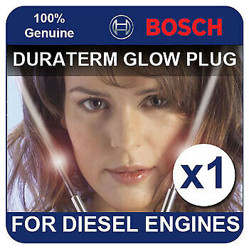 GLP051 BOSCH GLOW PLUG FORD Transit FT 300 2.2 TDCi 06-10 QVFA 108bhp
