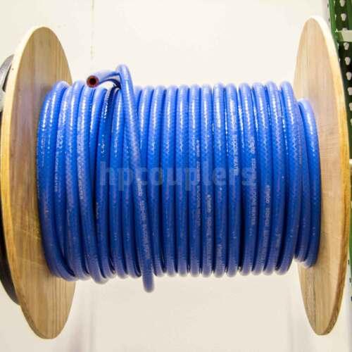 "15 ft 5//16/"" ID FlexFab 5526 Blue Silicone Heater Hose 8mm 350F Radiator Coolant"