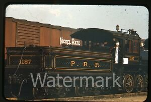 1950s-red-border-Kodachrome-Photo-slide-Pennyslvania-exhibition-railroad-train-5
