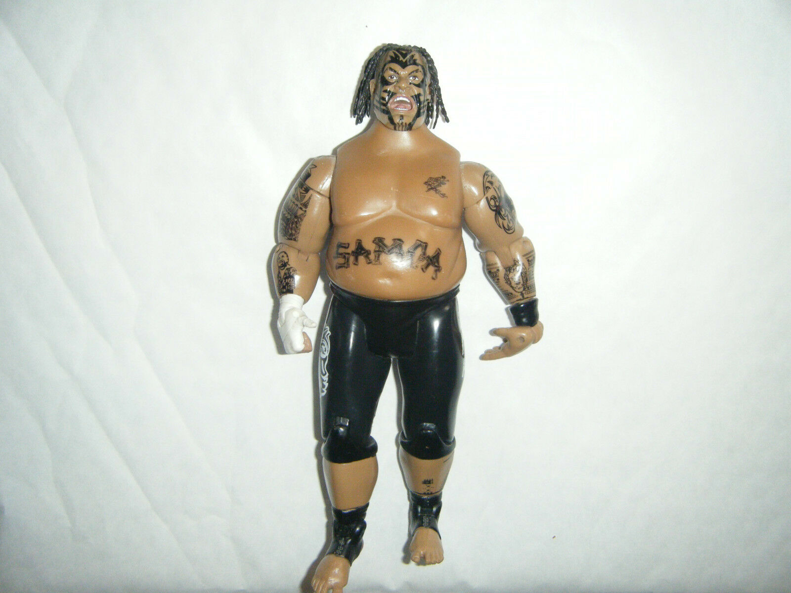 WWE CLASSIC CLASSIC CLASSIC SERIES WRESTLING ACTION FIGURE SUPERSTARS DELUXE ACCESSORIES MATTEL 7126a2