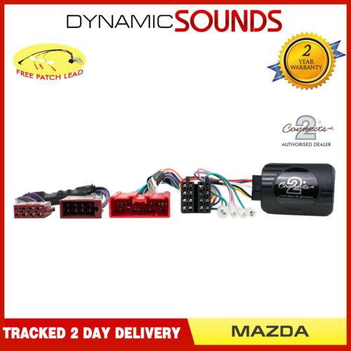 CTSMZ012 Lenkradsteuerung Adapter Schaft für Mazda MX5 1999/> Bose Verstärkt