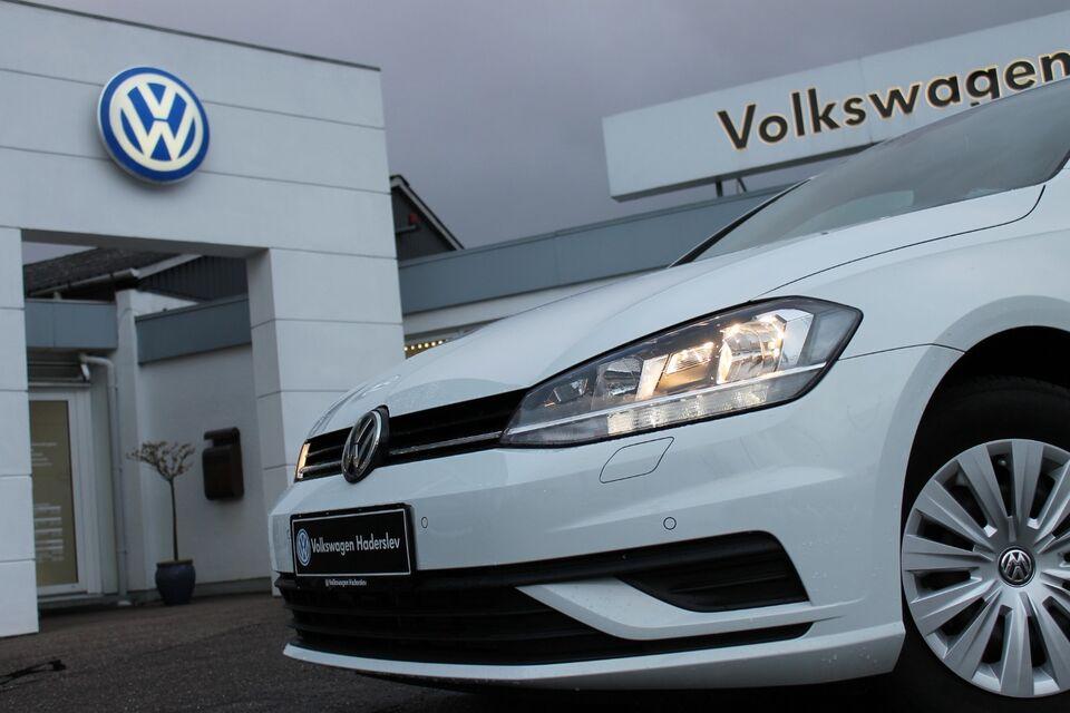 VW Golf VII 1,0 TSi 85 Trendline Benzin modelår 2019 km 1000