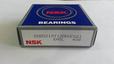 AC Compressor OEM Clutch Bearing NSK 35BD5222 35x52x22 mm Air Condition Ddu-dum