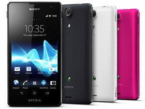 sony xperia tx 13mp camera 16gb in-build