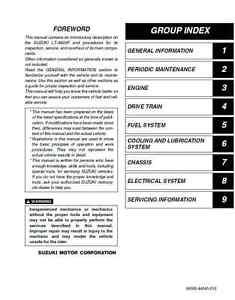 suzuki vinson 500 lt a500f 2002 2003 2004 2005 2006 2007 service rh ebay com Repair Manual Suzuki Vinson Suzuki Vinson Engine Diagram
