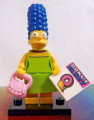 Lego Minifigures 71005 Simpsons Series 1 #3 MARGE Mint OOP w// Packaging